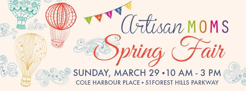 2015 Artisan Show, Cole Harbour Mar 29