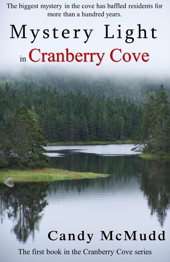 Mystery Light in Cranberry Cove - Candy McMudd
