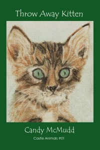 Throw Away Kitten Candy McMudd children book