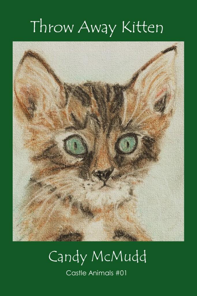 Throw Away Kitten Candy McMudd children book