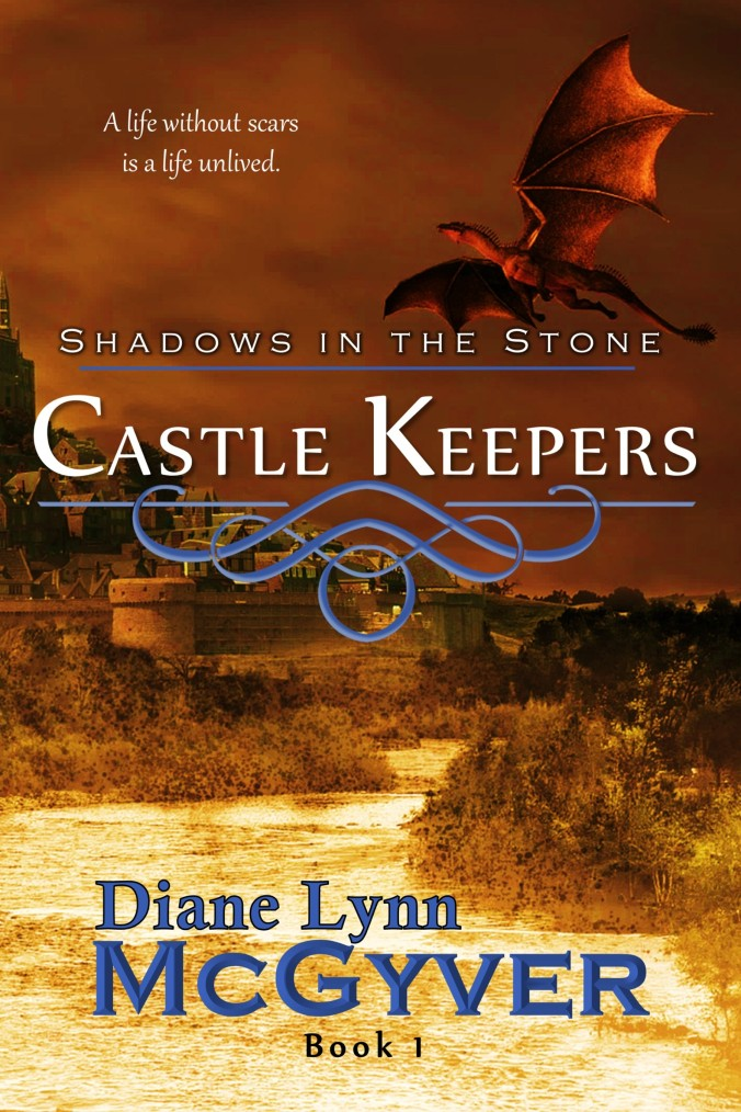 epic fantasy novel cover